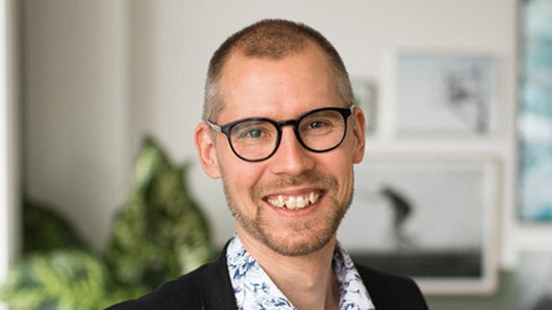 Andreas Odhage, föreläsare affärsutveckling