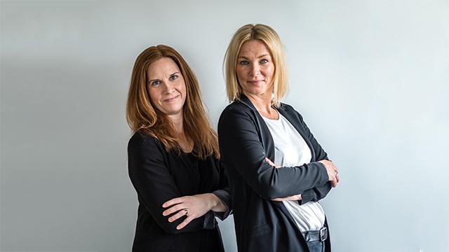Camilla Kallenbäck & Marie Grafström