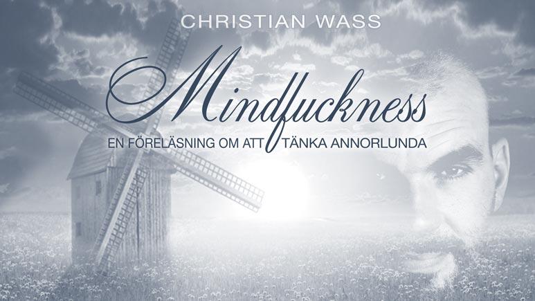 Christian Wass föreläser om Mindfuckness, där han går igenom ämnen som förändring, motivation, ledarskap och teambuilding.