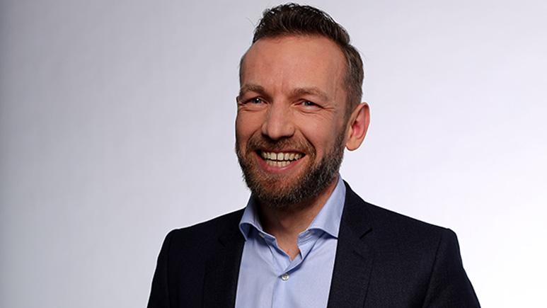 Daniel Bak, föreläsare digitalisering