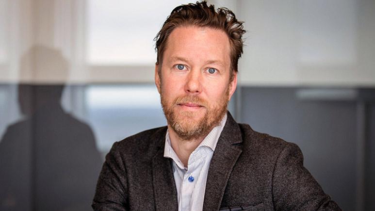 David Holmberg, föreläsare organisationsstyrning