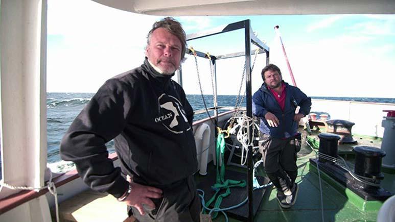 Dennis Åsberg och Peter Lindberg
