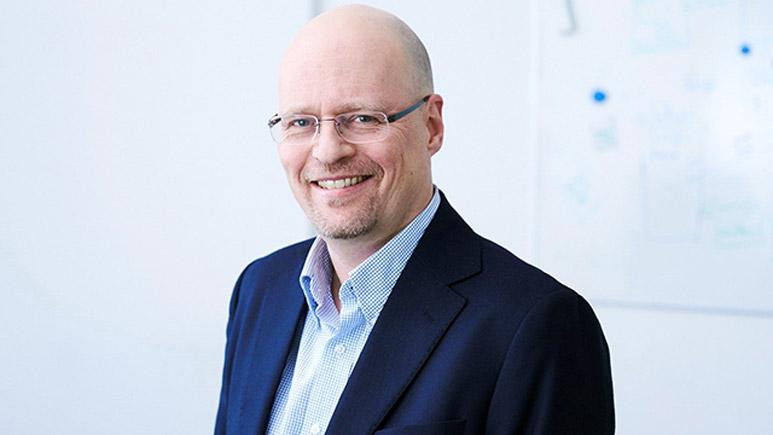 Erik B Larsson, föreläsare digitalisering