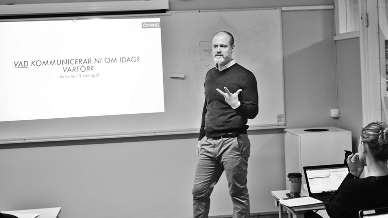Erik Elvingsson Hedén workshop