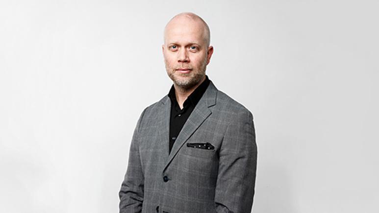 Fredrik Steinholtz