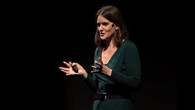 Gabriella Wejlid föreläser