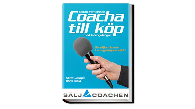 """Göran Vernerssons bok """"Coacha till köp"""""""
