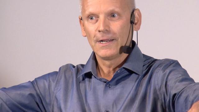 Janne Lundgren föreläser