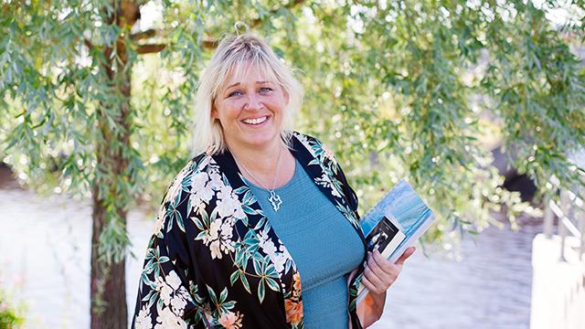 Joanna Lundin, föreläsare skolutveckling
