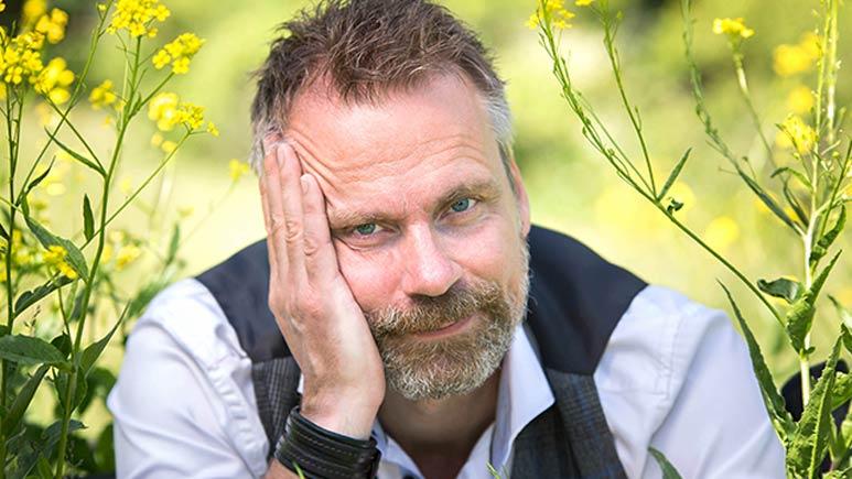 Johan Berger, föreläsare vård och omsorg