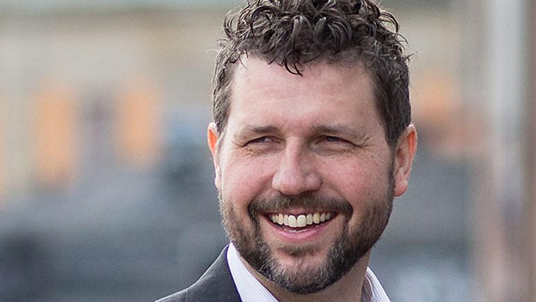 Jonas Möller, föreläsare
