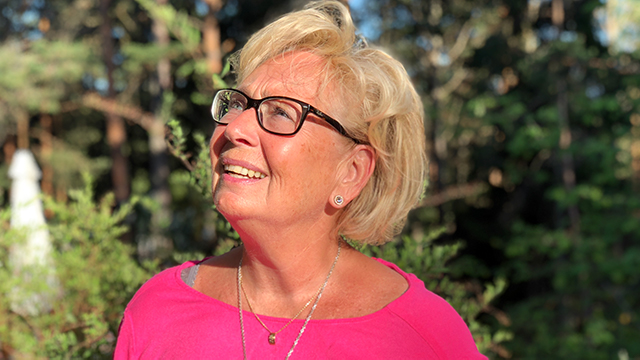 Lena Nivelius, föreläsare dyslexi