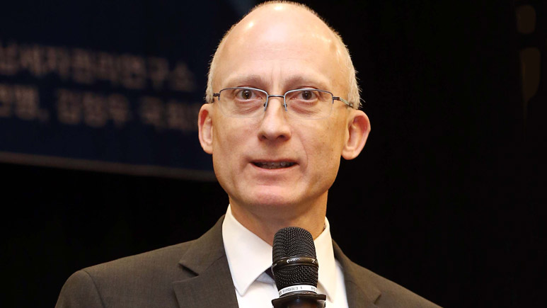 Lennart Wittberg föreläser