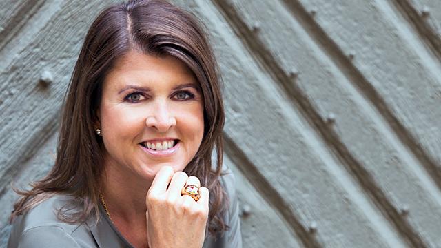 Maria Mattsson, inspirerande föreläsare