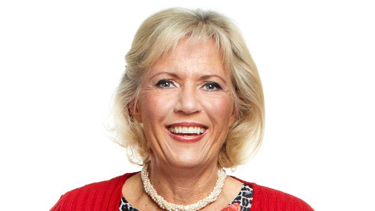Boka talare Marianne Wilöf