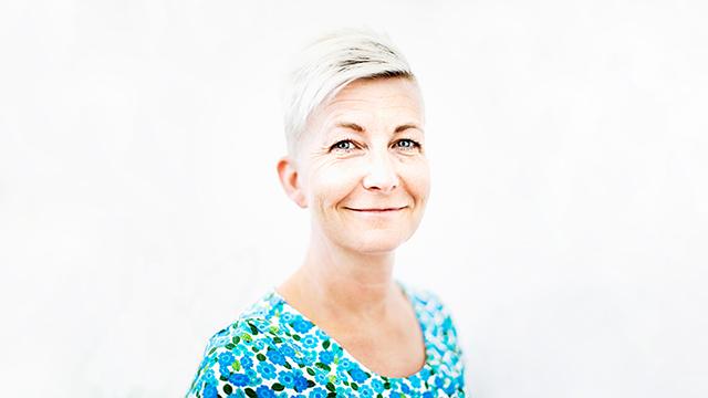 Marie Niljung, föreläsare psykisk ohälsa