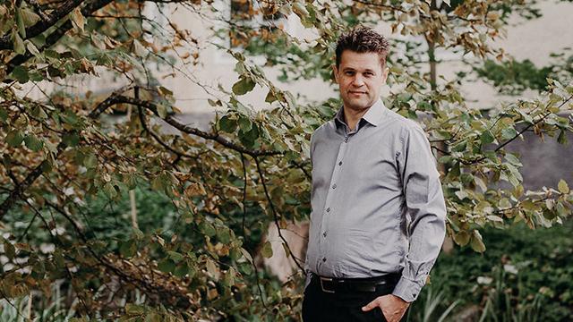 Mikael Sandlin