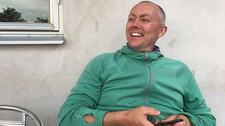 Niklas Lohman, föreläsare digitalisering