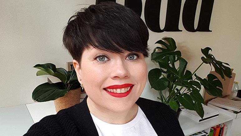 Nina Möller, föreläsare digitalisering