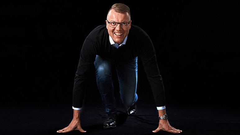 Peter Björnholm, föreläsare