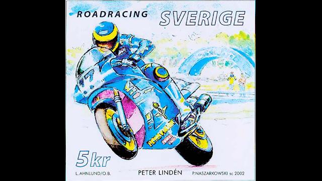 Peter Lindén - ROADRACING SVERIGE
