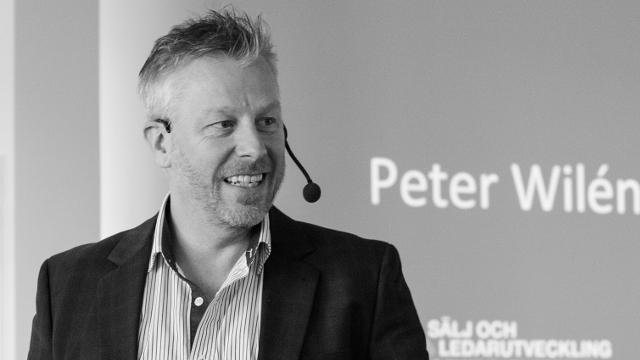 Peter Wilén föreläser