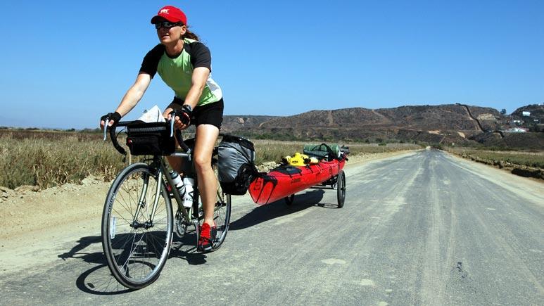 Renata Chlumska cyklar