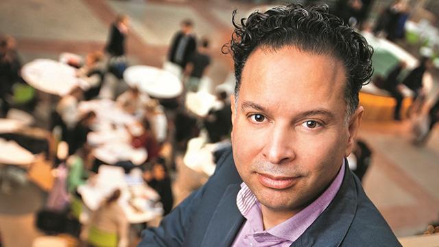 Rodrigo Garay, föreläsare mångfald och integration