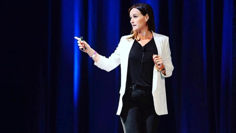 Boka talare Susanne Birgersdotter