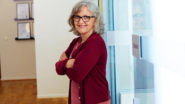 Ulrika Antonsson, föreläsare