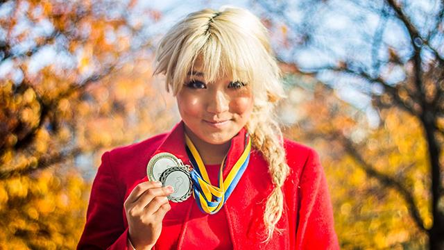 Yanjaa Wintersoul
