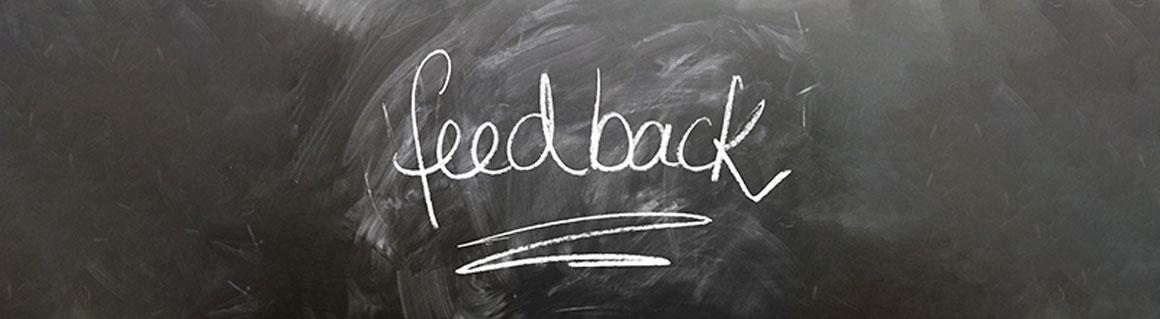 Föreläsare feedback