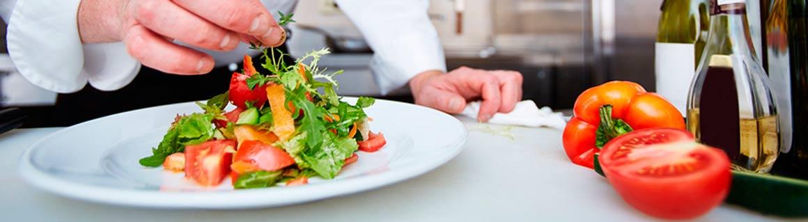 Föreläsare kost, näringslära, matlagning