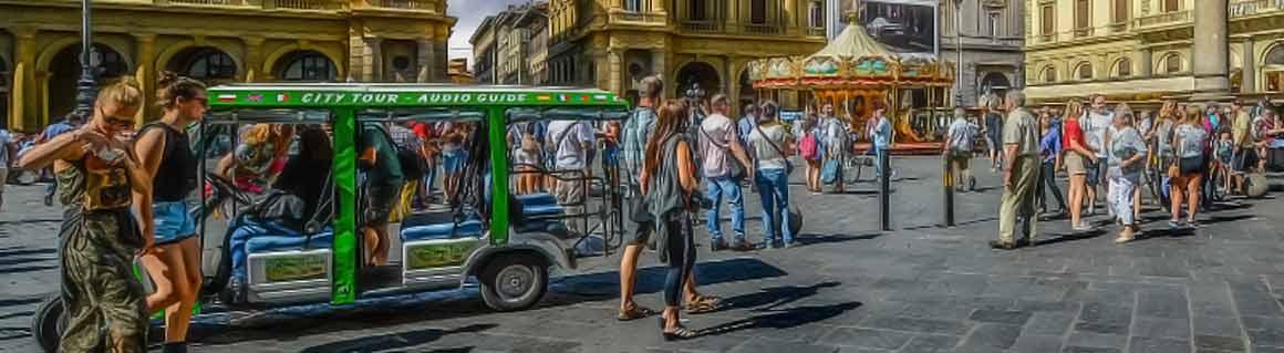 Föreläsare turism