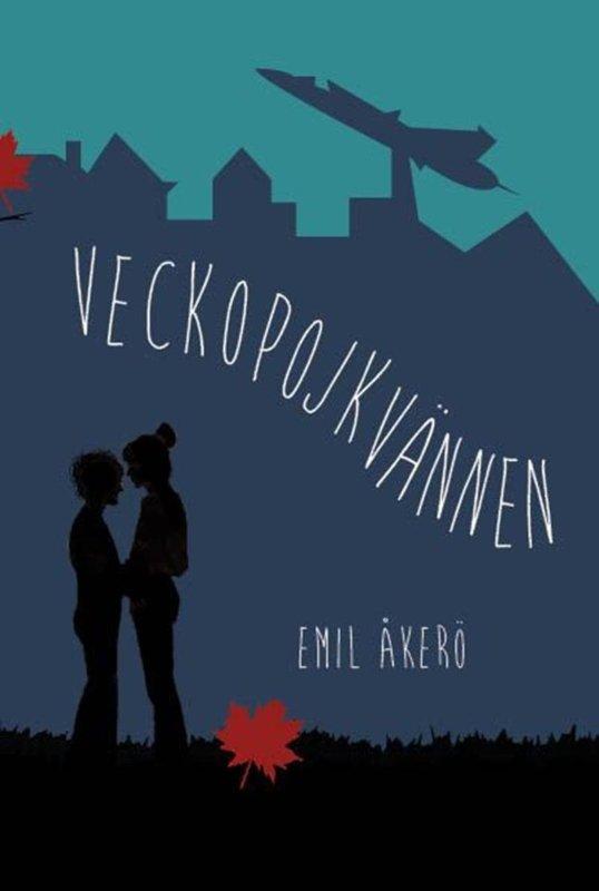 Emil Åkerös bokomslag