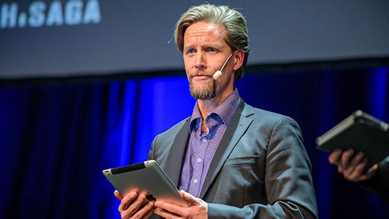 Fredrik Eklöf, föreläsare