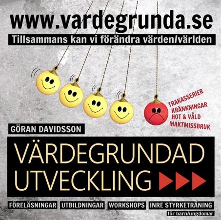 Göran Davidsson - Värdegrundad Utveckling