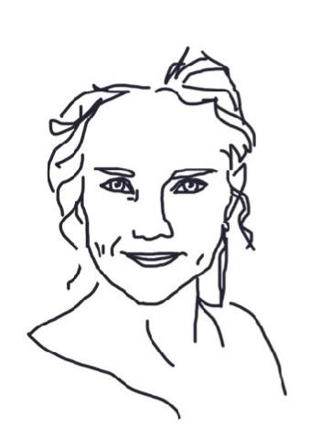 Johanna Lundin teckning