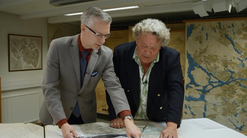 Mats Hayen och Leif Andrée