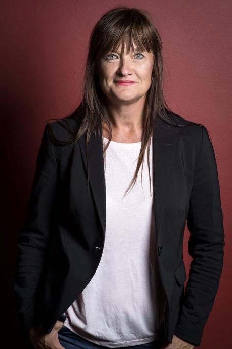 Teaterchef Suanne Lindberg på Tage Granit