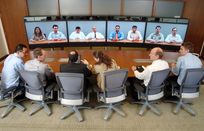 Videokonferens